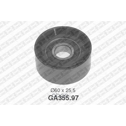 Ролик приводного ремня (NTN-SNR) GA35597