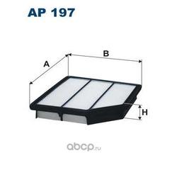 Фильтр воздушный Filtron (Filtron) AP197