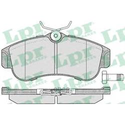 Комплект тормозных колодок, дисковый тормоз (Lpr) 05P355
