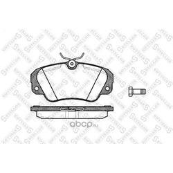 Комплект тормозных колодок (Stellox) 393000BSX