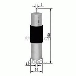 Топливный фильтр (Bosch) F026402068