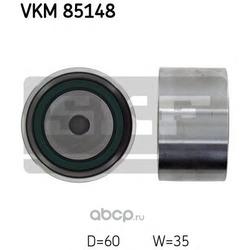 Паразитный / Ведущий ролик, зубчатый ремень (Skf) VKM85148