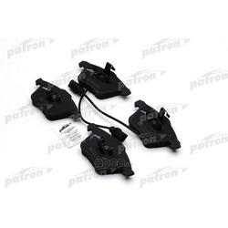 Колодки тормозные дисковые передн AUDI: A4 01-04, A4 04-, A4 Avant 01-04, A4 Avant 04-, A6 04-, A6 Allroad 06-, A6 Avant 05-, A8 02- (PATRON) PBP1629