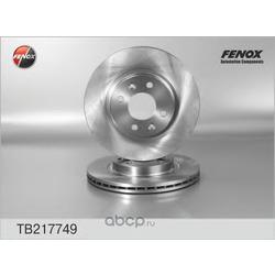 ДИСК ТОРМОЗНОЙ FENOX (FENOX) TB217749