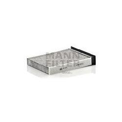 Фильтр салона угольный (MANN-FILTER) CUK2316