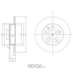 Диск (Delphi) BG3034