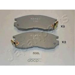 Комплект тормозных колодок, дисковый тормоз (Japanparts) PA530AF