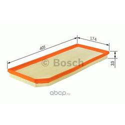 Воздушный фильтр (Bosch) F026400178