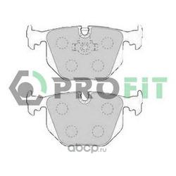 Комплект тормозных колодок (PROFIT) 50001483