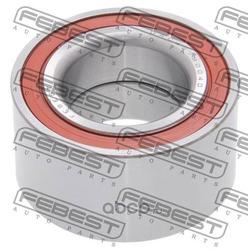Подшипник ступицы колеса переднего комплект (Febest) DAC42780040