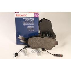Комплект тормозных колодок, дисковый тормоз (Klaxcar) 24839Z