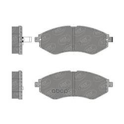 Колодки торм.FR (SCT) SP665