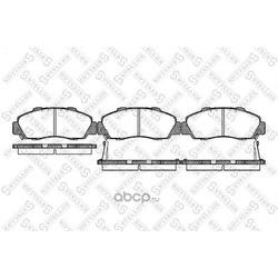 Комплект тормозных колодок (Stellox) 362002BSX