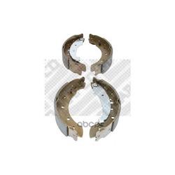 Комплект тормозных колодок (Mapco) 8324
