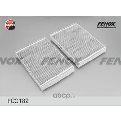 Фильтр, воздух во внутренном пространстве (FENOX) FCC182
