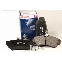 Комплект тормозных колодок, дисковый тормоз (Klaxcar) 24856Z