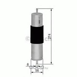 Топливный фильтр (Bosch) 0450906463