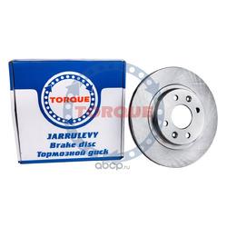 Диск тормозной вентилируемый (TORQUE) JL101