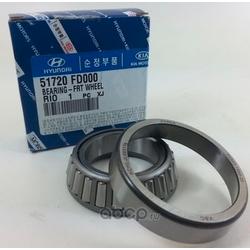 ПОДШИПНИК РОЛИКОВЫЙ (Hyundai-KIA) 51720FD000