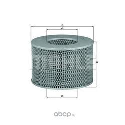 Воздушный фильтр (Mahle/Knecht) LX1140