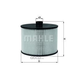 Топливный фильтр (Mahle/Knecht) KX201D