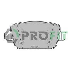 Комплект тормозных колодок (PROFIT) 50001917