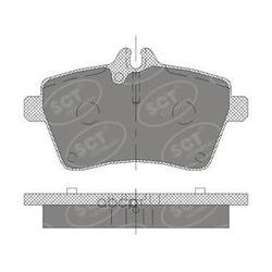 Колодки торм.FR (SCT) SP409