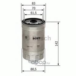 Фильтр топливный (Bosch) 1457434510
