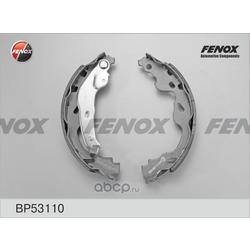 Комплект тормозных колодок (FENOX) BP53110