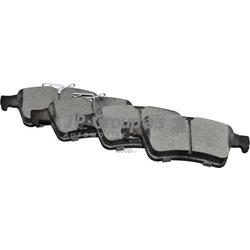 Комплект тормозных колодок, дисковый тормоз (JP Group) 1563701610