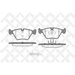 Комплект тормозных колодок (Stellox) 974000BSX