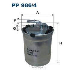 Фильтр топливный Filtron (Filtron) PP9864