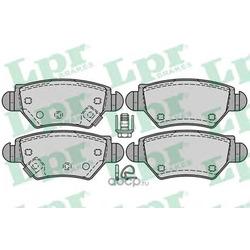 Комплект тормозных колодок, дисковый тормоз (Lpr) 05P1227