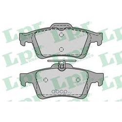 Комплект тормозных колодок, дисковый тормоз (Lpr) 05P1236
