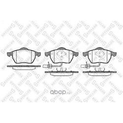Комплект тормозных колодок (Stellox) 401022BSX