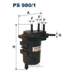 Фильтр топливный Filtron (Filtron) PS9801