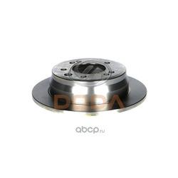 Тормозной диск (DODA) 1070110009
