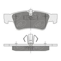 Колодки торм.RR (SCT) SP353