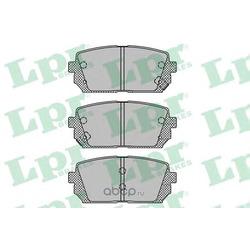 Комплект тормозных колодок, дисковый тормоз (Lpr) 05P1416