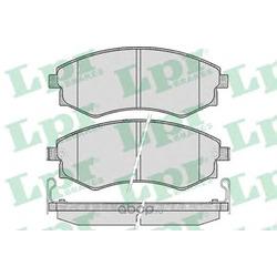 Комплект тормозных колодок, дисковый тормоз (Lpr) 05P348
