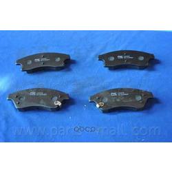 Комплект тормозных колодок (Parts-Mall) PKC023