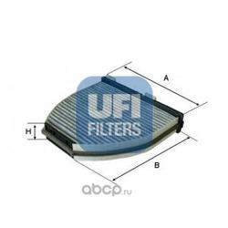 Фильтр, воздух во внутренном пространстве (UFI) 5416300