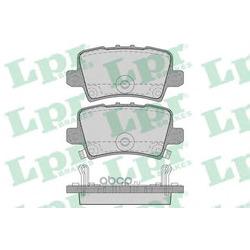 Комплект тормозных колодок, дисковый тормоз (Lpr) 05P1273