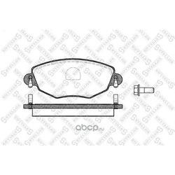Комплект тормозных колодок (Stellox) 787000BSX