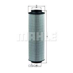 Воздушный фильтр (Mahle/Knecht) LX791