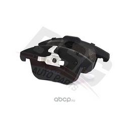 Комплект тормозных колодок, дисковый тормоз (BSG) BSG30200028