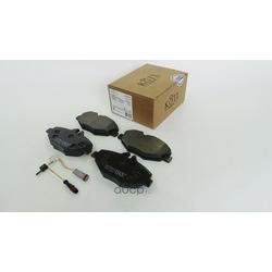 Колодки тормозные MERCEDES-BENZ: E-CLASS 02-, E-CLASS T-Model 03- (KOTL) 1542KT