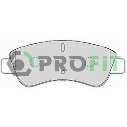 Комплект тормозных колодок (PROFIT) 50001399