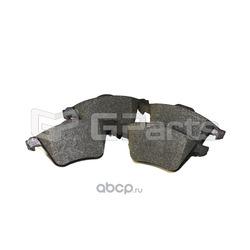 Тормозные колодки, передние (GParts) VO30742029