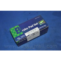 Комплект тормозных колодок (Parts-Mall) PKGE07